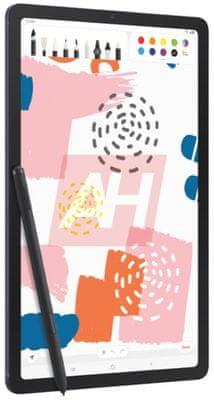 Samsung Galaxy Tab S6 Lite, superštíhly, dotykové pero stylus S Pen