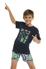 Cornette Chlapecké pyžamo 789/85 kids surfer - CORNETTE