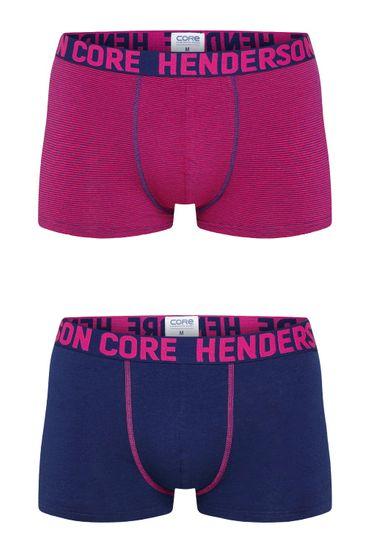 Henderson Pánské boxerky 37821 MLC vícebarevné M