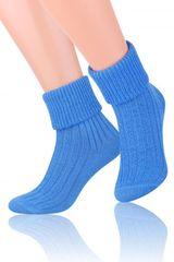STEVEN Dámské ponožky 067 blue