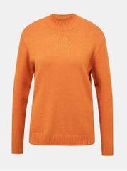 VILA oranžový svetr