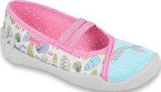 Befado dievčenské papučky Blanca 116X264