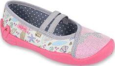 Befado dievčenské papučky Blanca 116X265