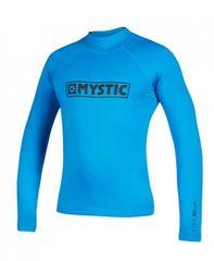 Mystic Star LS Lycra majica, plava