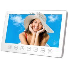 Veria Monitor LCD wideotelefonu 7070B biały