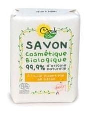Cigale BIO Mydlo s citrónovým esenciálnym olejom 100 g