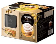 NESCAFÉ Vanilla instant kava, 296 g + skodelica gratis