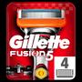1 - Gillette nadomestna rezila Fusion Power, 4 kosi