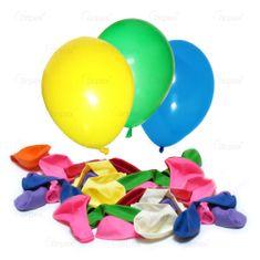 Latexové balóniky - mix farieb - pastelové - 25 ks - 23 cm
