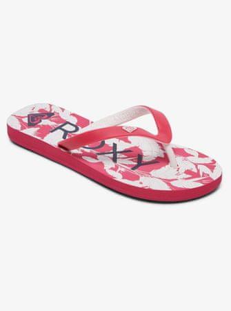 ROXY Rg Tahiti Vii lány flip-flop papucs, 32, rózsaszín