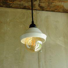 Lucifera Bohemica ZETA porcelánové svítidlo