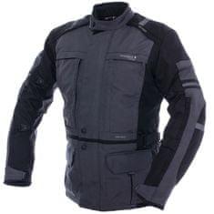 Cappa Racing Bunda moto pánská DONINGTON textilní šedá/černá