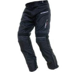 Cappa Racing Kalhoty moto pánské ROAD textilní černé