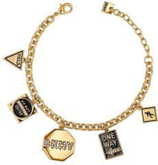 DKNY Fashion náramok s prívesky New York 5547985