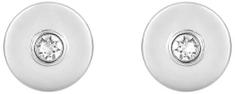DKNY Kôstkové náušnice s kryštálom Charakter 5548891