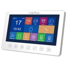 Veria Monitor LCD wideotelefonu 7076B biały