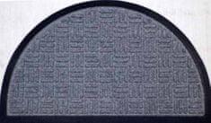 DURAmat Čisticí vstupní rohož guma & polypropyen CALIOPE 45x75 cm šedá
