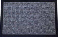 DURAmat Čisticí vstupní rohož guma & polypropyen ALTO 40x60 cm šedá