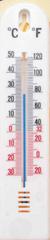 Bioterm Teploměr venkovní - vnitřní - 014300