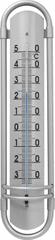 Bioterm Teploměr venkovní - vnitřní -30° až +50° - ocel