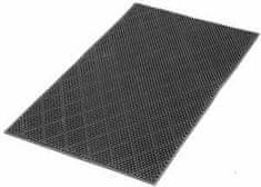 DURAmat Čisticí vstupní rohož guma ONYX 37x60 cm černá