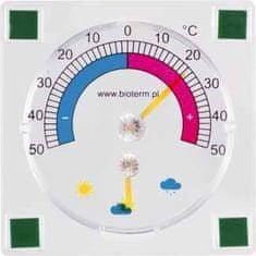 Bioterm Teploměr venkovní -50° až +50° samolepicí