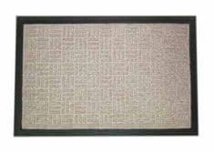 DURAmat Čisticí vstupní rohož guma & polypropyen LION 60x90 cm světle béžová
