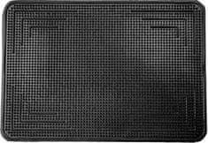 DURAmat Čisticí vstupní rohož gumová FLINT 38X56 cm černá