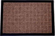 DURAmat Čisticí vstupní rohož guma & polypropyen PIPE 40x60 cm béžová