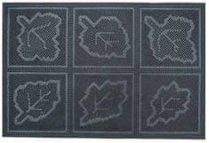 DURAmat Čisticí vstupní rohož gumová BONGO 40x60cm černá