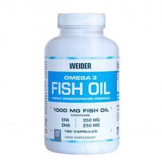 Weider Omega 3 Fish Oil 180 kapslí