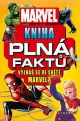 Scott Melanie: Marvel - Kniha plná faktů
