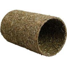Karlie tunel z siana dla gryzoni, 25x14,5 cm