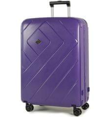 Rock Cestovní kufr ROCK TR-0146/3-L PP - modrá