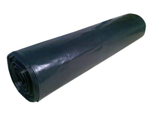 Vipor LDPE pytle na odpad rolované 120 l, 70 x 110 cm, 60 µm černé 20 ks