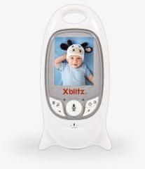 XBlitz Baby Monitor brezžična elektronska varuška