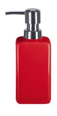 Kleine Wolke dozownik na mydło, czerwony
