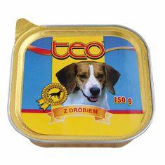 Dibaq TEO pástétom kutyáknak csirkehús 9x150 g