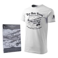ANTONIO Tričko s trojplošníkem Fokker DR.1 DREIDECKER