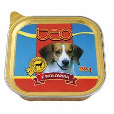 Dibaq TEO paštéta pes hovädzie 9x150 g