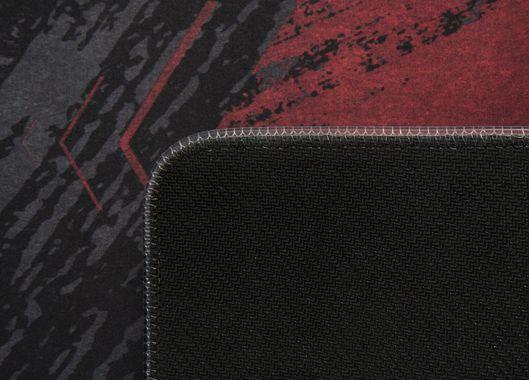CZC Barricade RGB XL 3D textilie hustota přesnost pohybu komfort