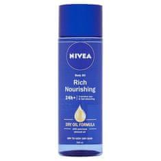 Nivea Rich Nourishing ulje za tijelo, 200 ml