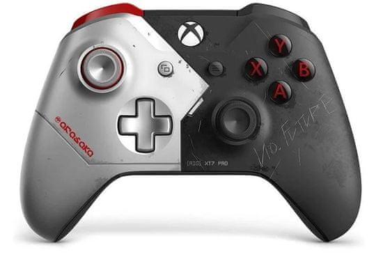 Microsoft Xbox One Gamepad, Cyberpunk (WL3-00142)