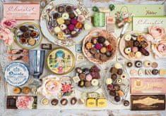 Schmidt Puzzle Čokoládová nostalgie 1500 dílků