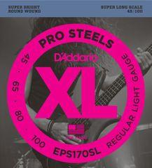 Daddario EPS170SL Struny pro baskytaru