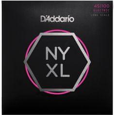 Daddario NYXL45100 Struny pro baskytaru