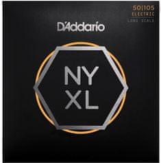 Daddario NYXL50105 Struny pro baskytaru