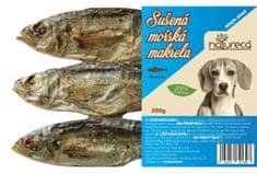 NATURECA Sušená morská makrela 200 g