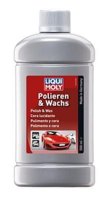Liqui Moly sredstvo za poliranje s voskom, 500 ml