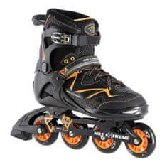 Nils Extreme kolieskové korčule NA9022 oranžové